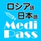 How to install Medi Pass Russian・English・Japanese medical dictionary for iPhone