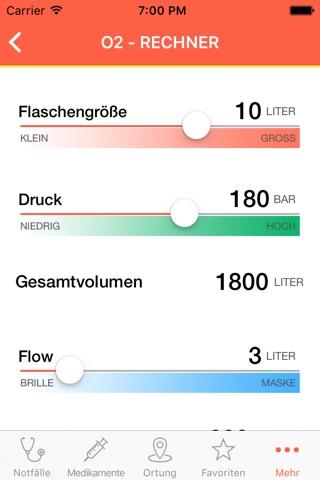 Rettungsdienst App screenshot 4