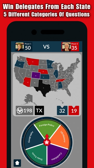 download Political Run - Democratic Primary (Ad Free) - 2016 Presidential Election Trivia apps 2