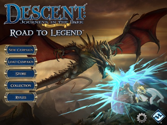 Road to Legend на iPad