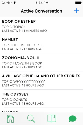 Novel- Free books for all screenshot 3
