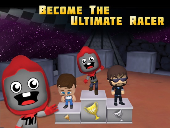 Screenshot #5 for Tube Heroes Racers