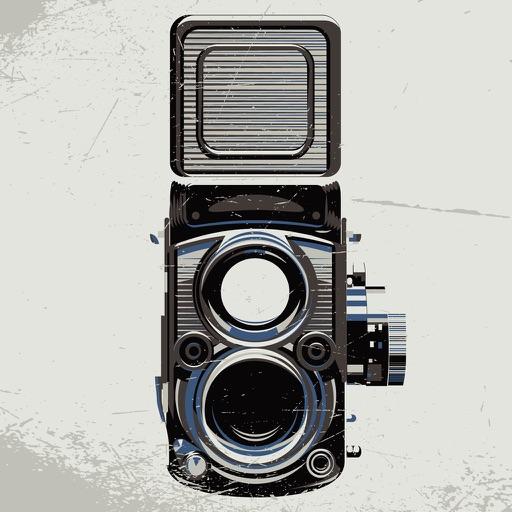 Antique Camera HD iOS App
