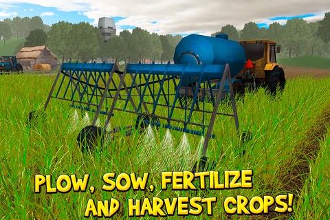 USA Country Farm Simulator 3D screenshot 2