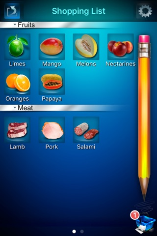 Tap and Buy - Simple Shopping List (Grocery List) screenshot 4