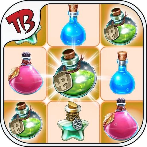 Magic Bottle Link - Link The Same Color Bottle To Eliminate Them iOS App