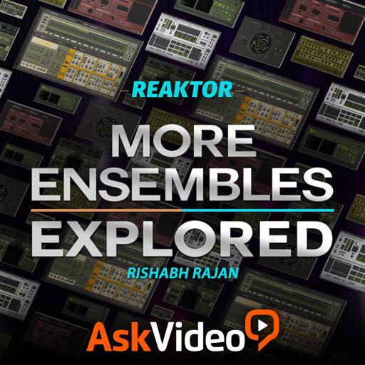 More Ensembles Explored For Reaktor