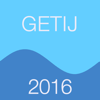 Getij 2016