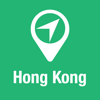BigGuide Hong Kong Map + Ultimate Tourist Guide and Offline Voice Navigator