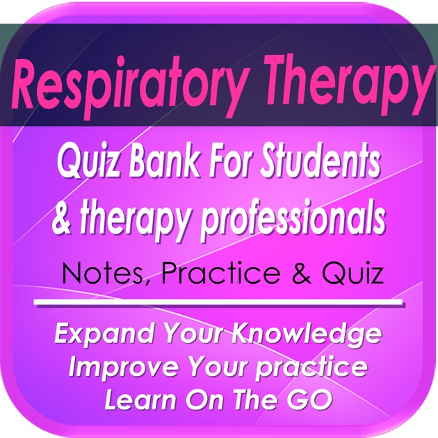 respiratory therapy Our associate's degree in respiratory therapy program is designed to help you gain the clinical skills you need to start a successful career as a respiratory therapist (rt.