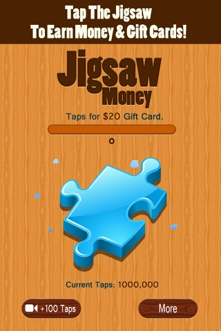 Jigsaw Money - Make Money Tapping screenshot 1