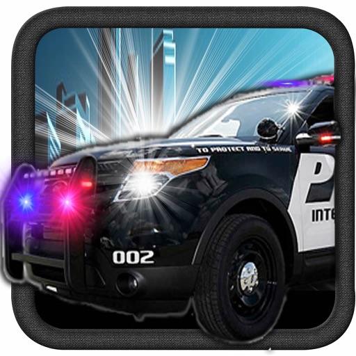 An Underworld Police Car - Lights Vehicles Police iOS App