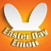 Happy Easter Emoji.s - Holiday Emoticon Sticker for Message & Greeting emoticon sticker