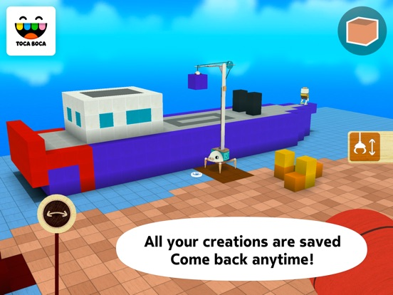 Screenshot #4 for Toca Builders