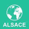 Alsace, France Offline Map : For Travel