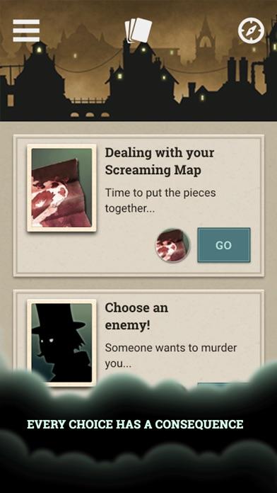 Fallen London Screenshot