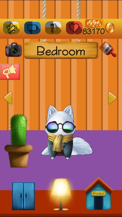 My Pet Moo - Fun Virtual Best Friend With Mini Games For Boys and Girls Screenshot