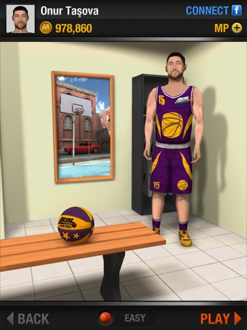 Real Basketball Скриншоты9
