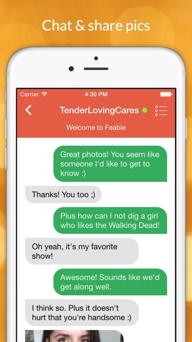 download FEABIE - Feeders, Feedees, BBW, BHM Social Network & Dating apps 0