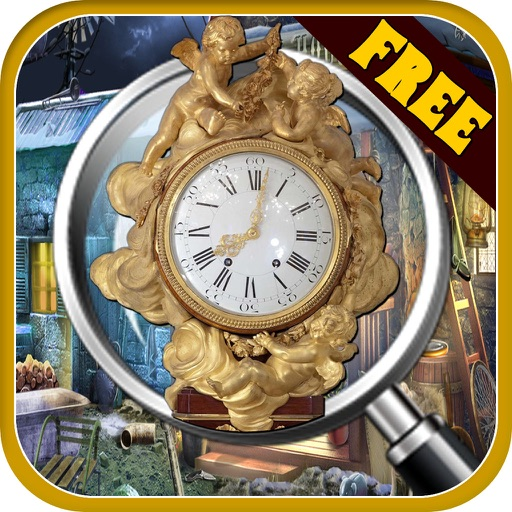 Hidden Object:Antique Apartments iOS App