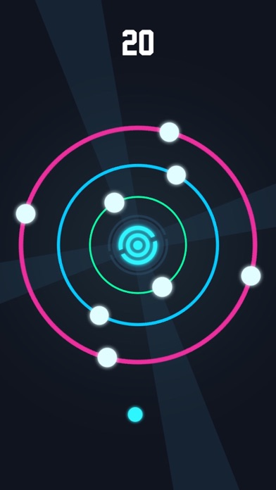VORTEX COLOR: ELECTRON BALL Screenshot
