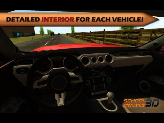 School Driving 3D для iPad