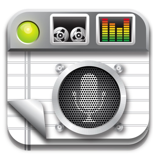 智能录音机HD:Smart Recorder DE for iPad