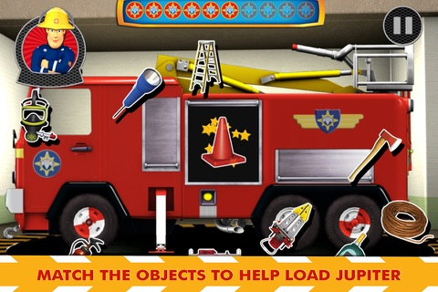 Fireman Sam - Junior Cadet screenshot 3