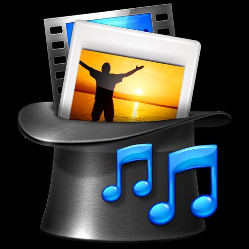 制作专业的多媒体相册  FotoMagico for Mac