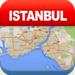 Estambul Offline Map - Ciudad Metro Aeropuerto