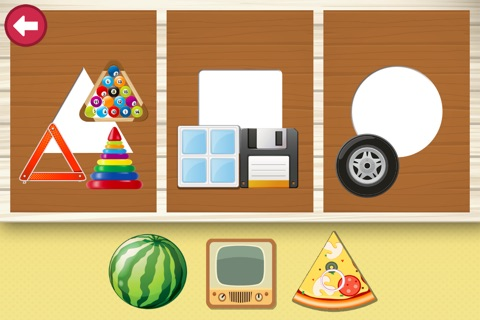 Smart Baby Sorter HD - Early Learning Shapes and Colors / Matching and Educational Games for Preschool Kids screenshot 3