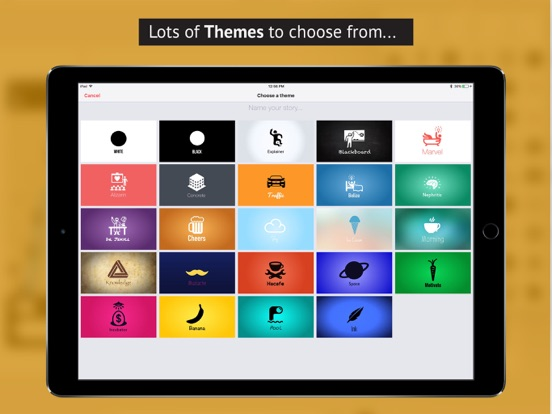 Vidra - Video Slideshows & Presentations Screenshots