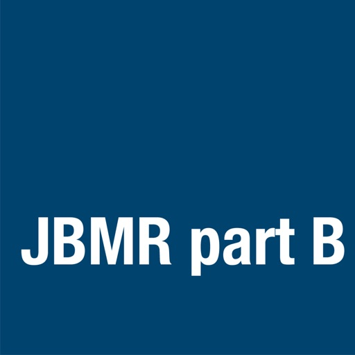 Journal of Biomedical Materials Research PART B APPLIED BIOMATERIALS