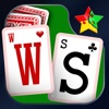 Word Solitaire ~ make words with cards!