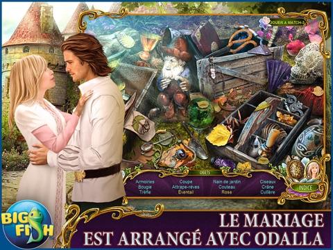 Dark Romance: The Swan Sonata HD - A Mystery Hidden Object Game screenshot 2
