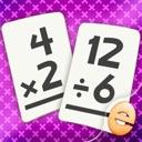 Multiplikation Und Division Mathe-Flashcard-Spiel-Spiele Für ...