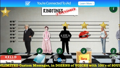 download RINGTONES UNCENSORED USA Voices apps 1