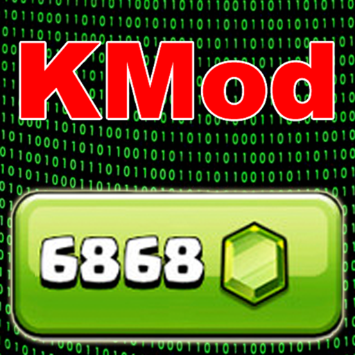 KMod Gem Calculator for Clash of Clans Cheats Sheets
