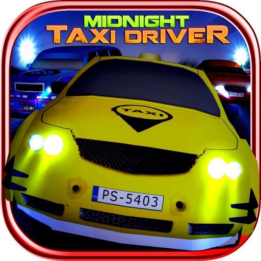 Midnight Taxi Driver iOS App