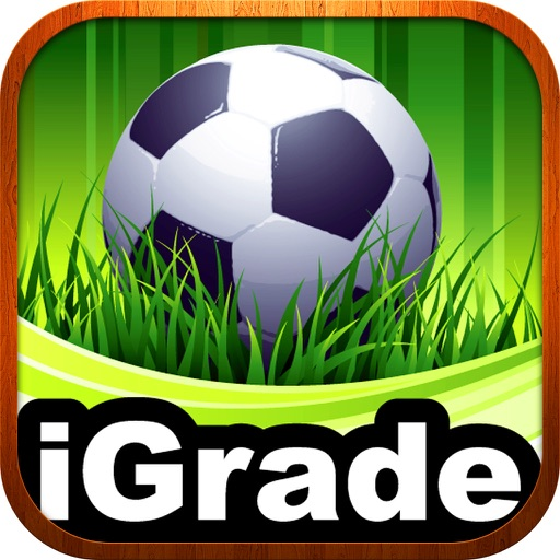 iGrade for Soccer (Player's management with Roster, Game and Practice Schedule, Performance Tracking, Attendance and Statistics)