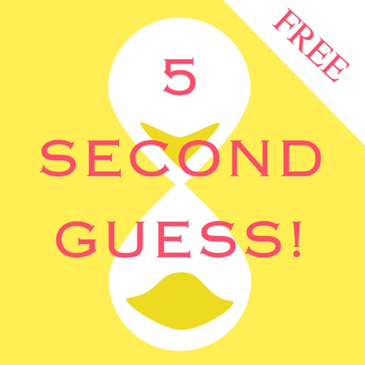 5 Second Guess Name 3 Rule ADS iOS App