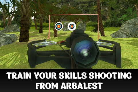 Crossbow Shooting Championship 3D screenshot 1
