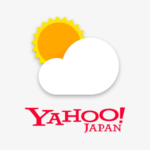 Yahoo!天気 - 雨雲の接近を無料で通知