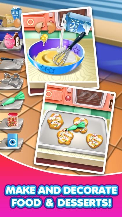 dina s food lunch maker salon dessert cake making pancake