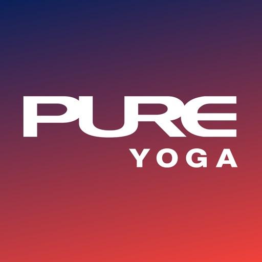 PURE YOGA NYC iOS App
