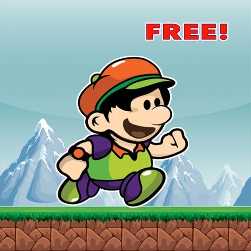 Super Johnny World iOS App