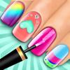 Unha Makeover Meninas Jogo: Salão de beleza virtual - lixador de unha jogo de decoração