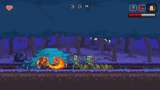 Viking Zombie Apocalypse Screenshot
