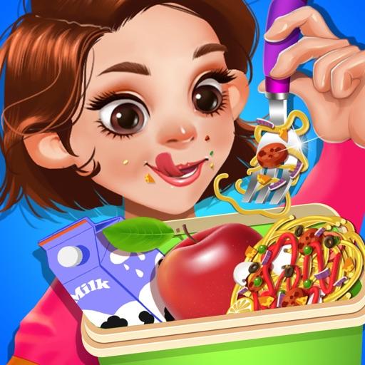 Kids Lunch Box - School Day Cooking Adventure iOS App