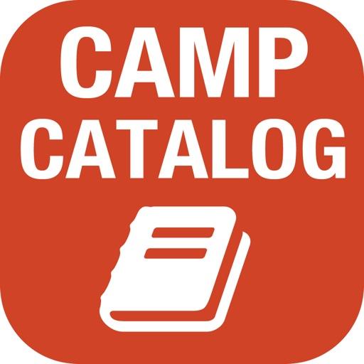 Camp Catalog HD iOS App